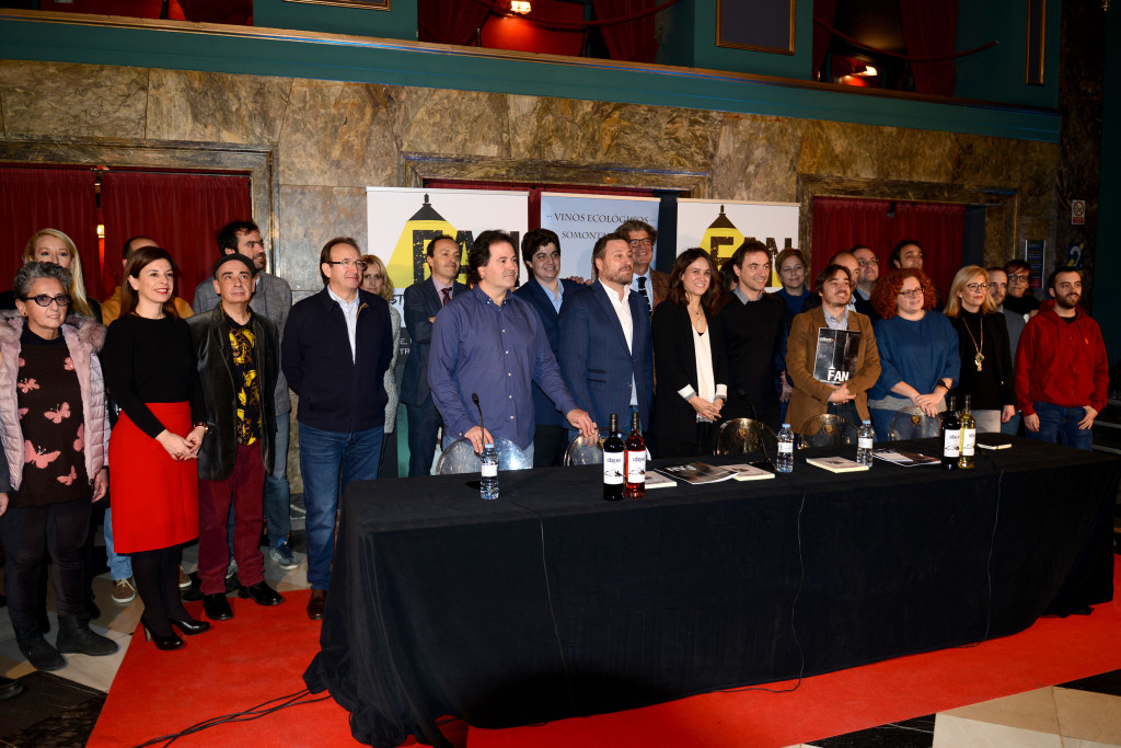 Alcanyiz se estrena este año como subsede del Festival Aragón Negro