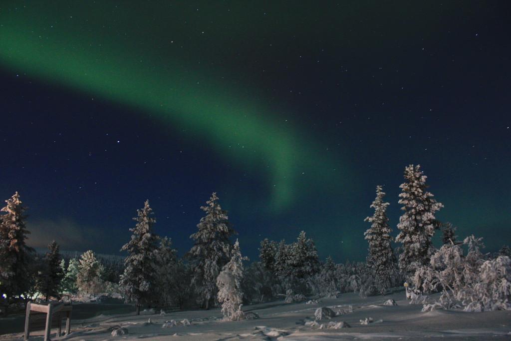 Finlandia Aurora Boreal