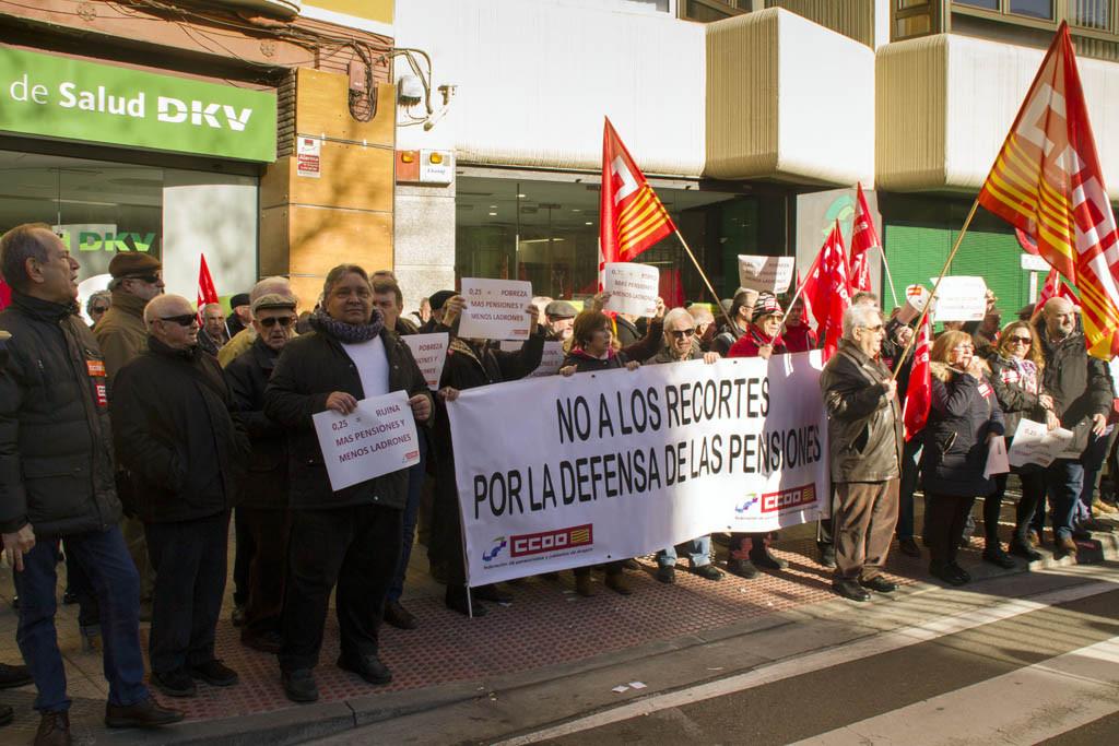 Las declaraciones de Celia Villalobos pistoletazo de salida para las manifestaciones por unas pensiones dignas