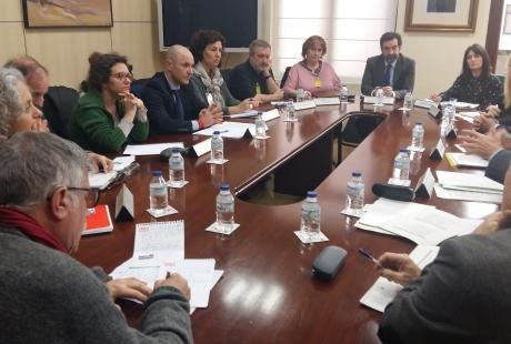 """El Gobierno aragonés propone establecer una """"tarifa progresiva"""" y """"mejorar"""" las exenciones y bonificaciones del ICA"""