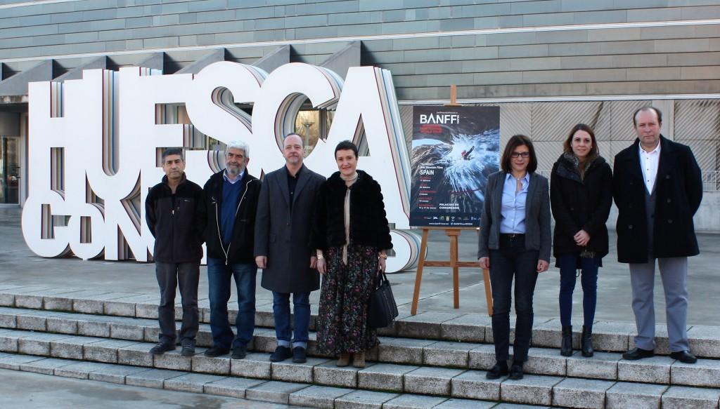 La III Edición del Banff Mountain Film Festival recorre el Alto Aragón
