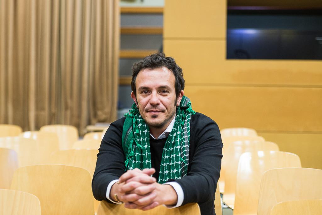 """José María González 'Kichi': """"Los grandes cambios tienen que venir, obligatoriamente, acompañados de una movilización social en la calle"""""""
