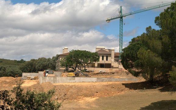 La Justicia confirma una nueva sanción por las obras de la familia Aznar-Oriol en el Parque Nacional de Cabañeros