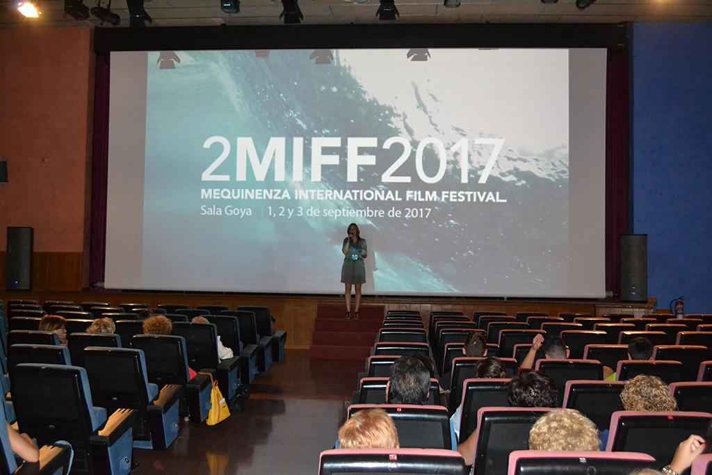 1.654 cortometrajes de 93 estados inscritos en el IV Festival Internacional de Cine de Mequinensa