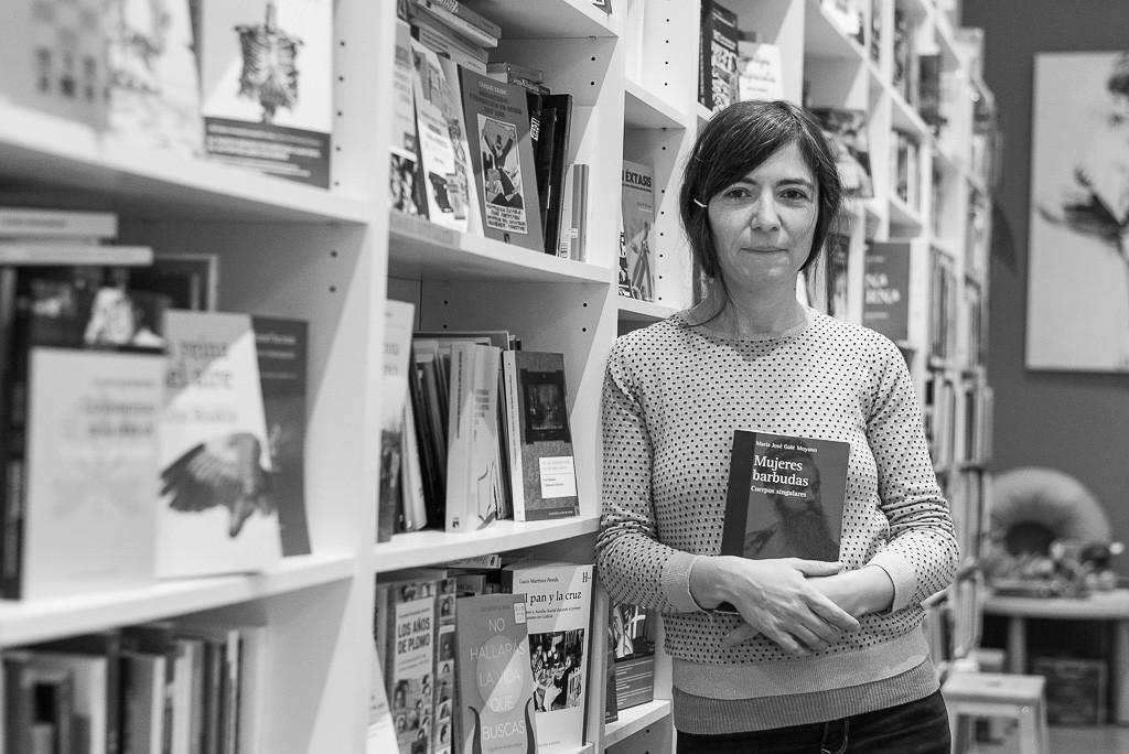 """María José Galé: """"Que tu mirada se enfrente con cuerpos distintos hace que se modifique lo que entiendes como la norma"""""""