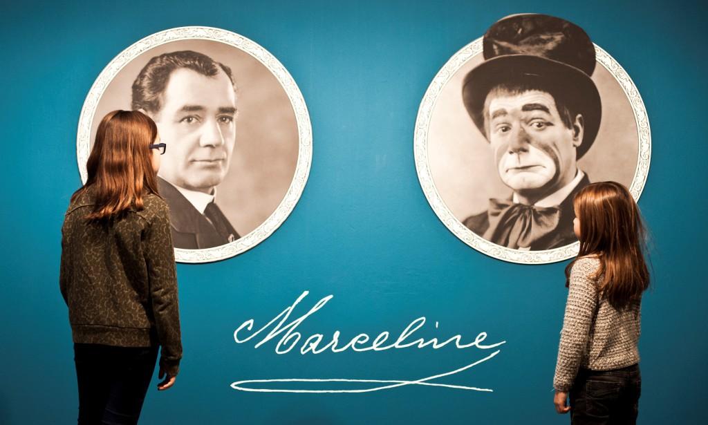 Talleres, visitas guiadas y un ciclo de cine para seguir descubriendo a «Marcelino, el príncipe de los payasos»