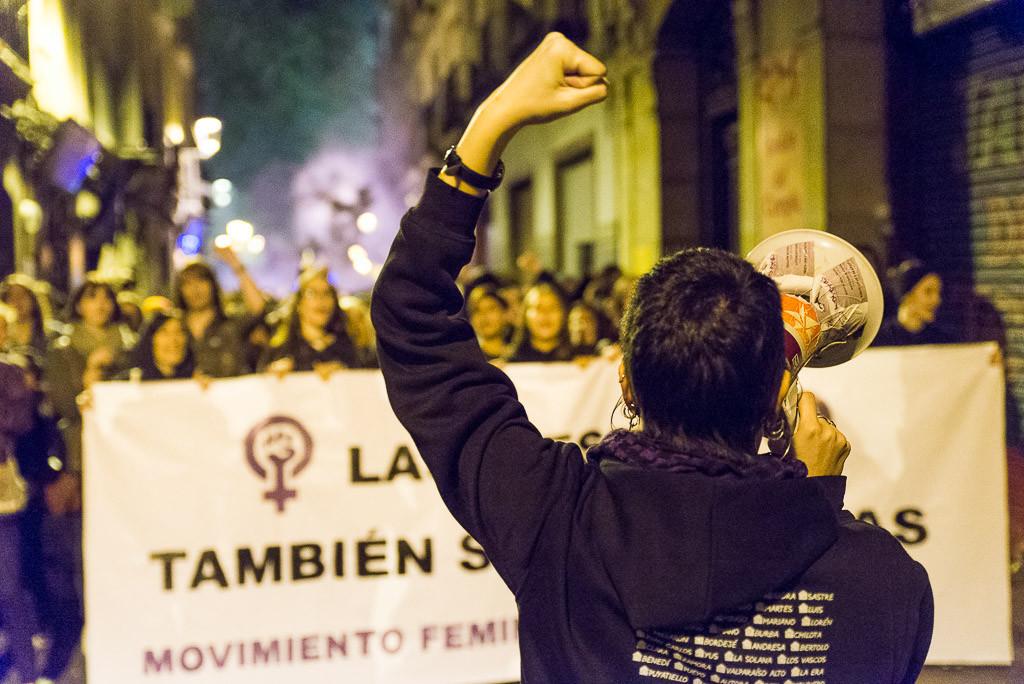"""""""Hacia la huelga feminista"""", la propuesta del movimiento feminista estatal para el 8 de marzo"""