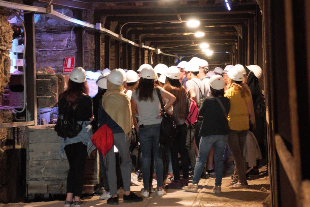 Museos de Mequinensa cierra 2017 con 4.000 visitantes, nueva web y un premio, el Josep Galán