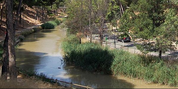 Concluyen las obras de mejora del Ojo del Canal, enclave del Canal Imperial con la Uerba, incluidas dentro del programa Life Natural