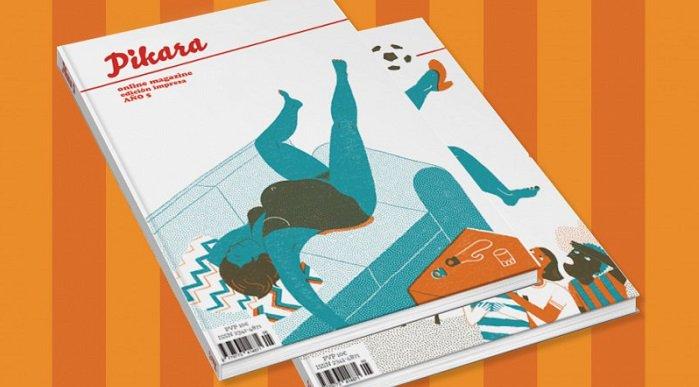 Pikara Magazine presenta en La Pantera Rossa el nuevo número 5 en papel