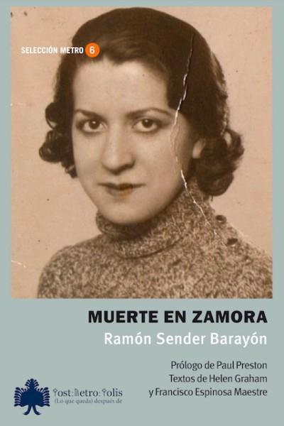 Portada Muerte en Zamora