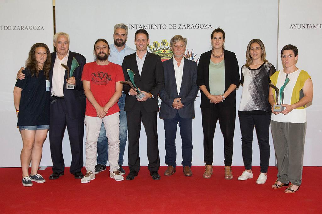 Convocado el Premio 'Zaragoza, Mujer y Deporte 2017' para visibilizar los logros del deporte femenino