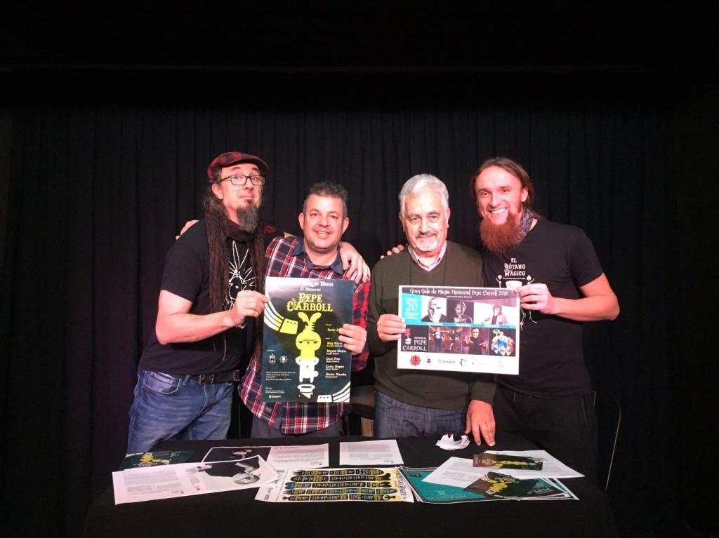 La II Edición del Memorial Pepe Carroll lucha por consolidar el festival y abrirlo al gran público