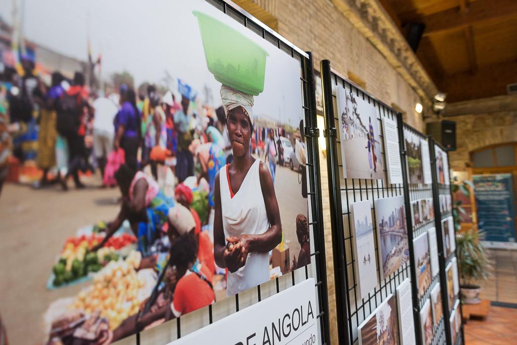 """""""Crónicas de Luanda, la ciudad más cara del mundo"""", en la Casa de Las Culturas"""
