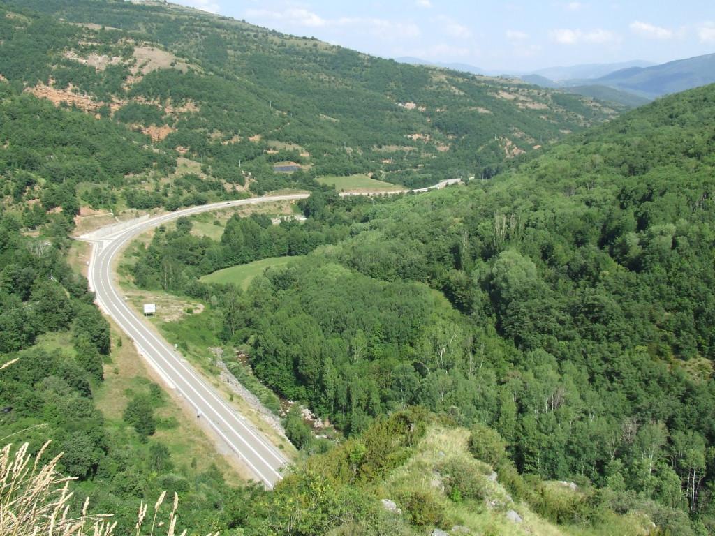 El tramo de la N-260 entre Congosto Ventamillo y Campo a la espera de los PGE de 2018
