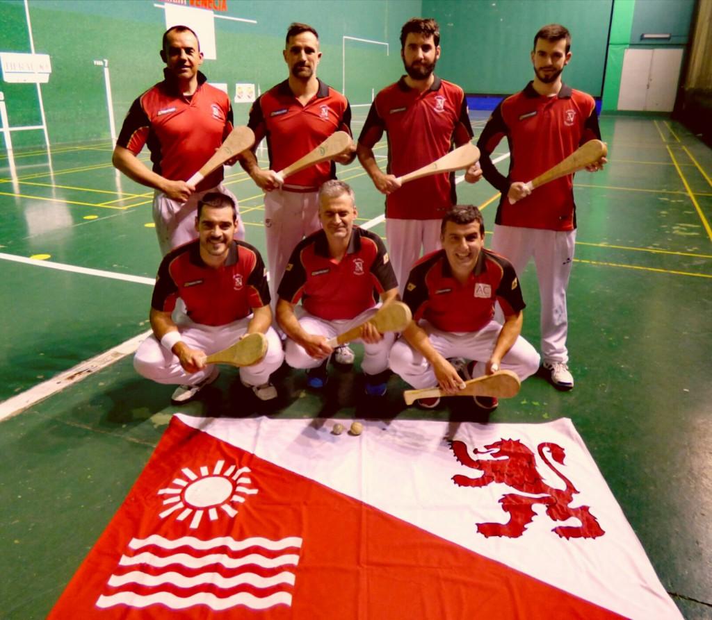 Comienza en Barcelona el Campeonato Estatal de Pelota