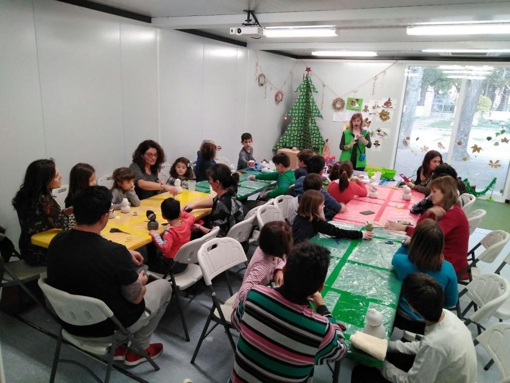 El Aula Verde Berta Cáceres abre en las vacaciones escolares de Semana Santa con actividades e itinerarios