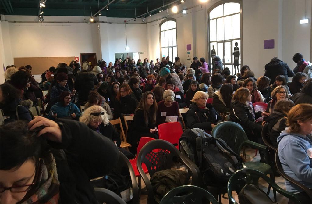 Cerca de 100 mujeres se dan cita este domingo en Samianigo para el IV Encuentro Abierto del 8M Aragón