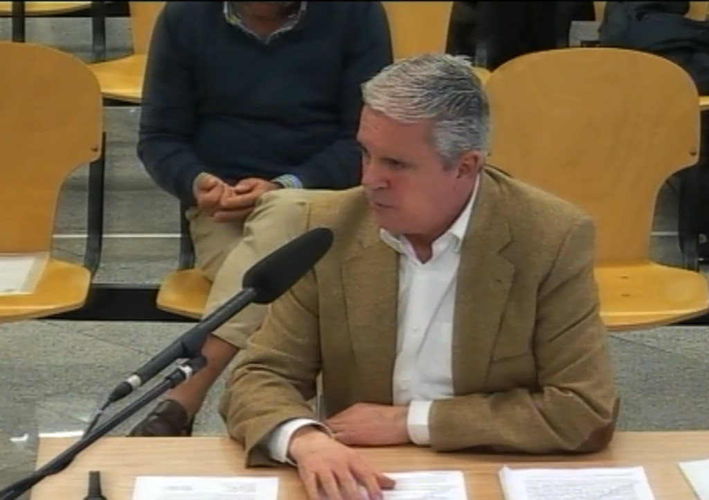 Pablo Crespo: «Es el PP el que decide lo que se paga en A y en B»
