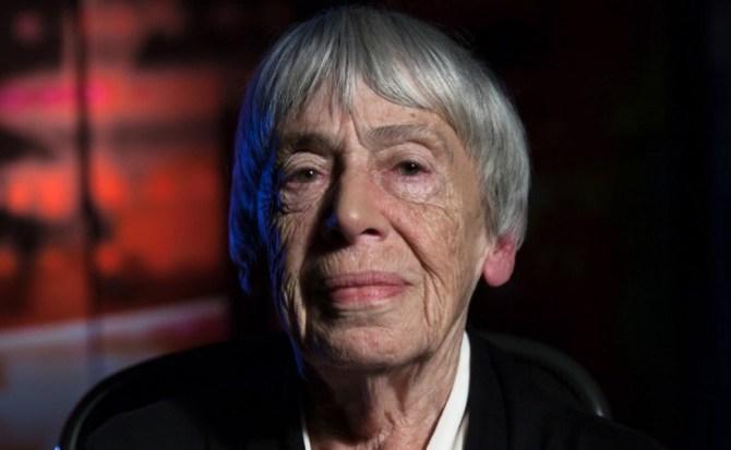 Fallece a los 88 años Ursula K. Le Guin, escritora estadounidense y maestra de la ciencia ficción