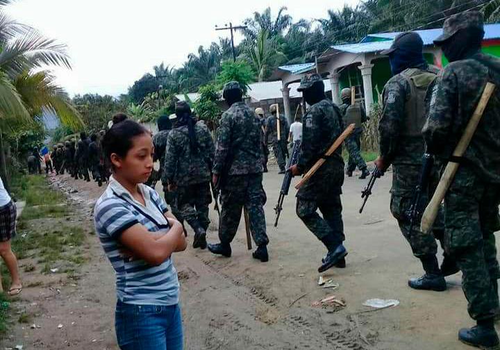 El Paro Nacional de Honduras continúa a pesar del aumento de la violencia contra la población
