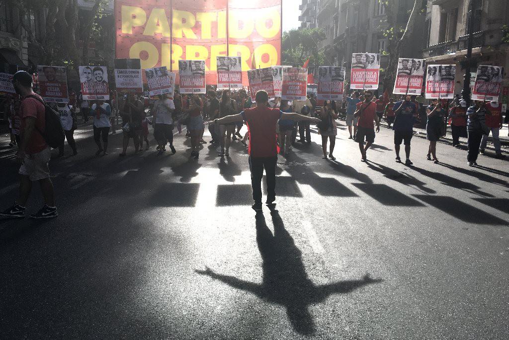 La Argentina en el polvorín