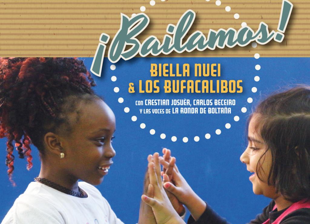 Biella Nuei presenta en concierto 'Bailamos', para disfrutar de la música tradicional aragonesa