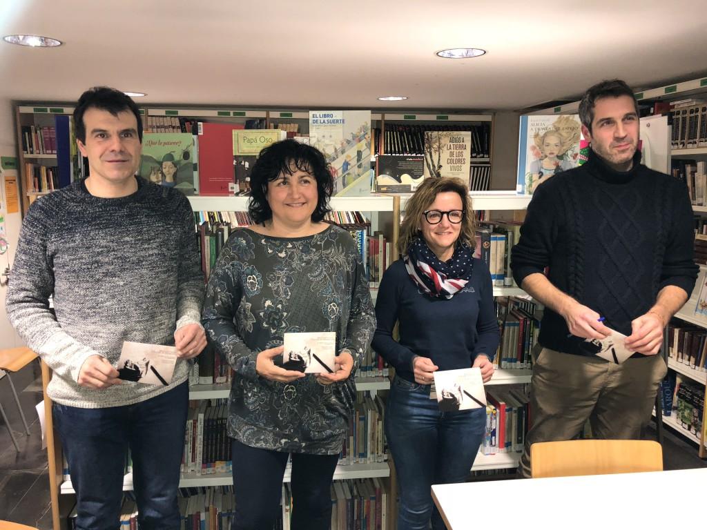 Un taller literario en bajorribagorzano complementa el concurso 'Condau de Ribagorza' que convocan Estadilla, Fonz y Graus