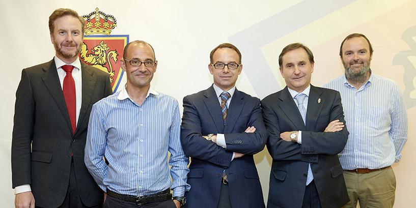 Izquierda Unida rechaza regalar 800.000 euros al Real Zaragoza