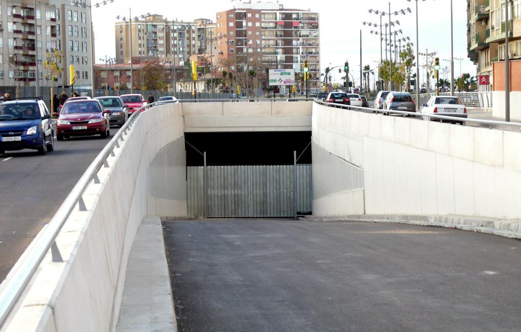 CHA reclama en el Senado la apertura del túnel de la A-68 que conecta el Paseo de María Agustín con las salidas de Zaragoza