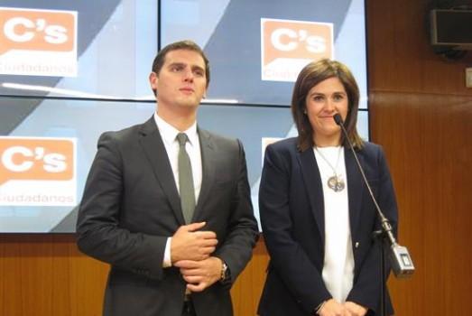 Ciudadanos levanta el fantasma del trasvase del Ebro