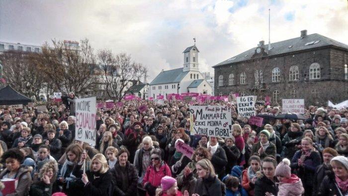 Cómo obligará Islandia a las empresas a pagar lo mismo a hombres y mujeres