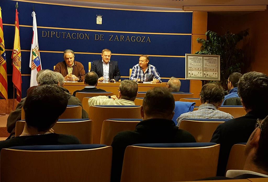 Borja se prepara para acoger la fase previa del campeonato estatal sub 19 de selecciones territoriales de fútbol sala