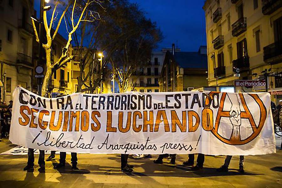 La Audiencia Nacional española archiva la causa contra las y los anarquistas detenidos en la Operación Piñata