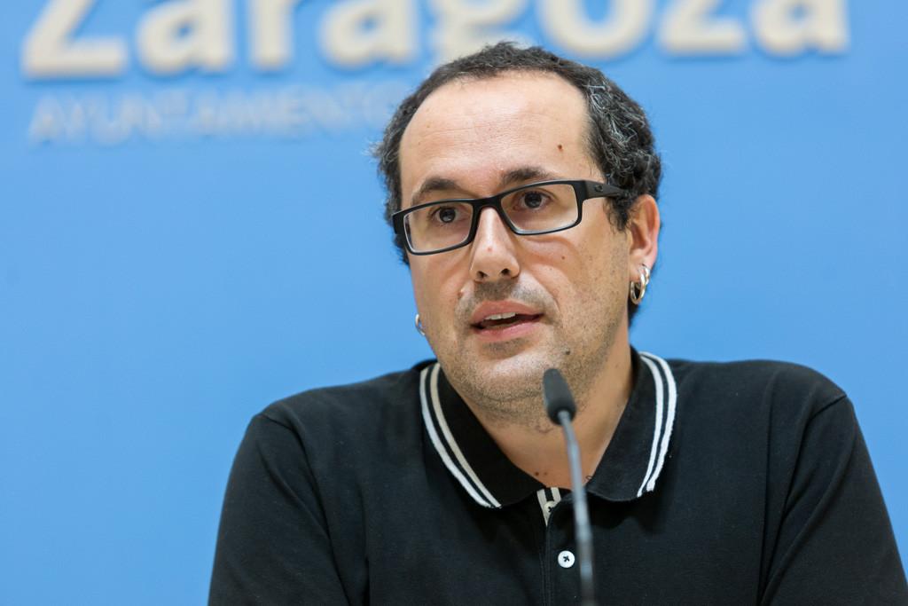 Alberto Cubero se reúne con el comité de Parques y Jardines de Zaragoza y la dirección de FCC