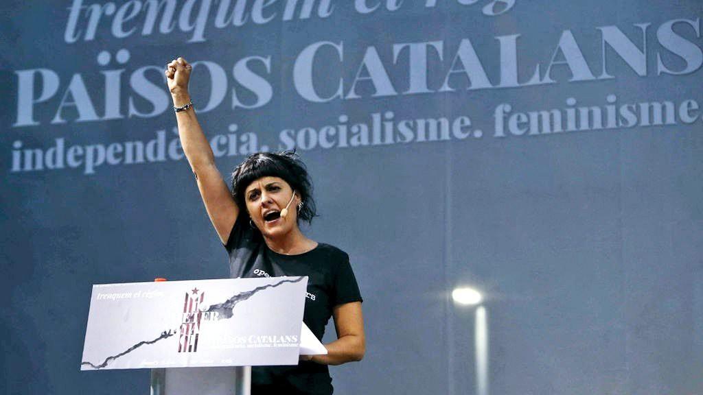El Tribunal Supremo dicta orden de detención contra Anna Gabriel sólo en el Estado español