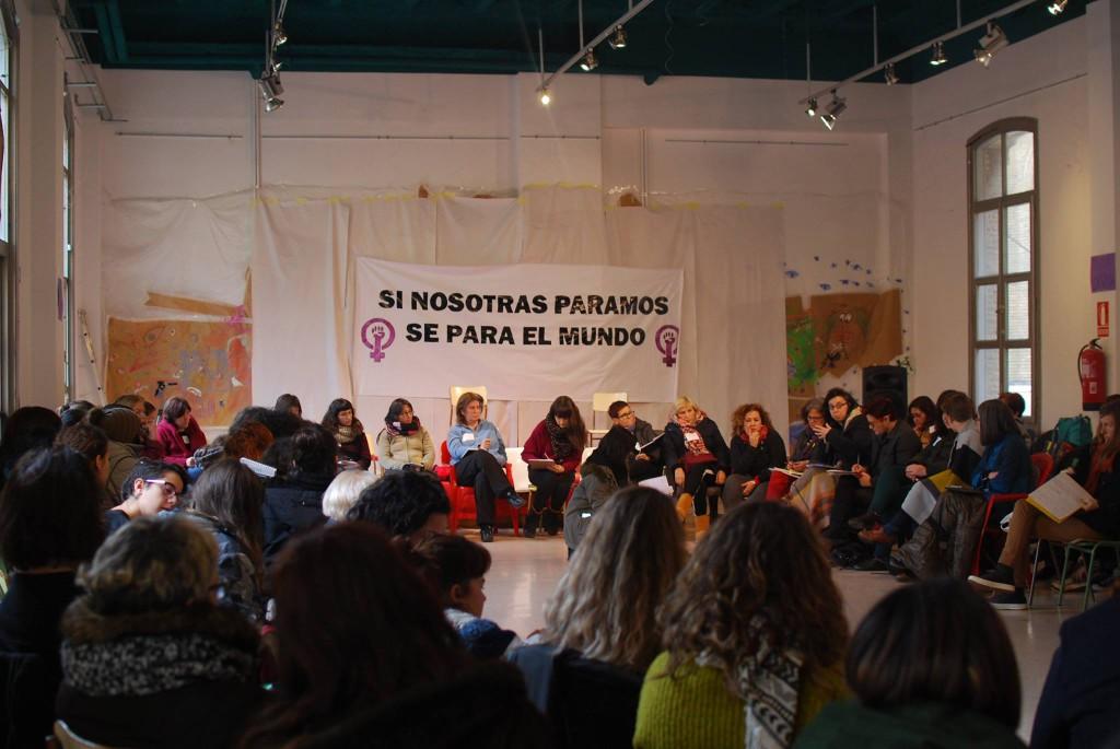 Nociones Comunes presenta en el CSC Luis Buñuel el curso '¿Dónde están los movimientos?'