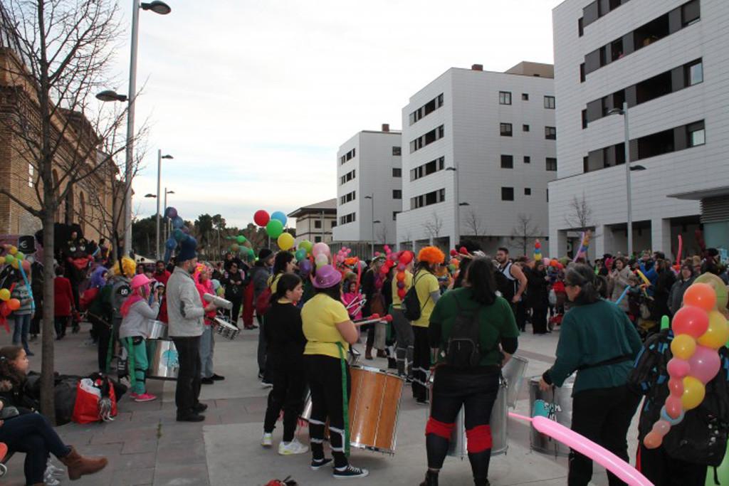 """Torrero celebra el carnaval bajo el lema """"La diversidad de mi barrio"""""""