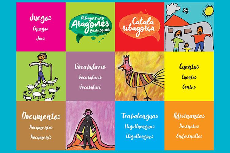 'Rebost', una despensa en internet de materiales didácticos para rescatar y conservar las lenguas de la Ribagorza