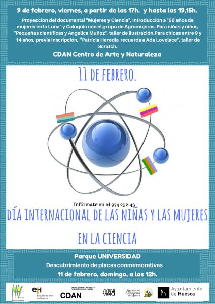 Día Internacional de las Niñas y las Mujeres en la Ciencia