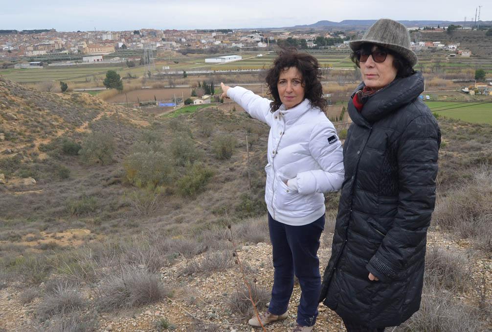 Malestar vecinal con el Ayuntamiento de Casp por no incluir en sus presupuestos la conexión del barrio El Dique