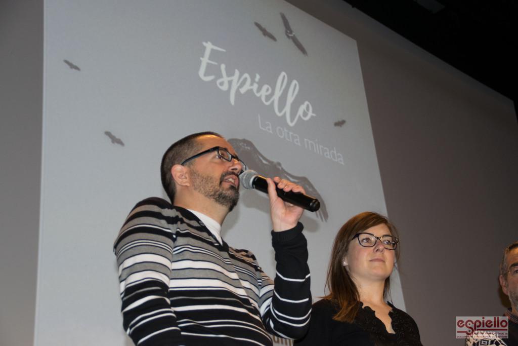Espiello abre una nueva edición en la que se proyectarán 40 películas