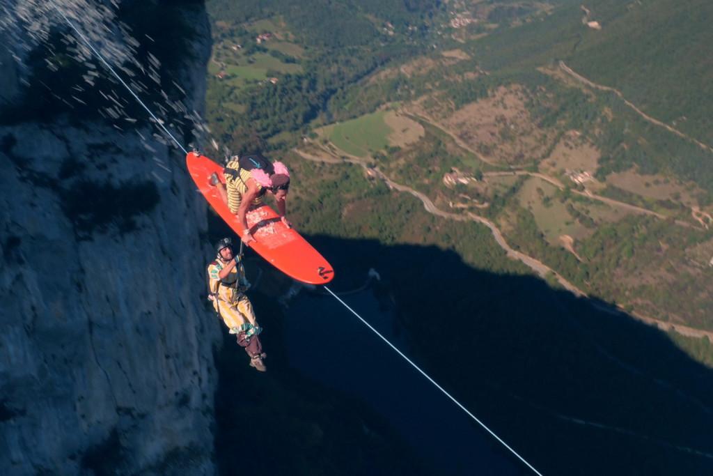 El Tour Mundial del BANFF Mountain Film Festival arranca en Uesca con diversas actividades programadas