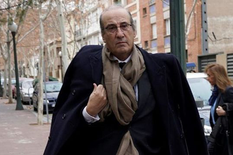 Francis Franco, nieto del dictador, condenado a 30 meses de prisión por delitos de atentado y conducción temeraria