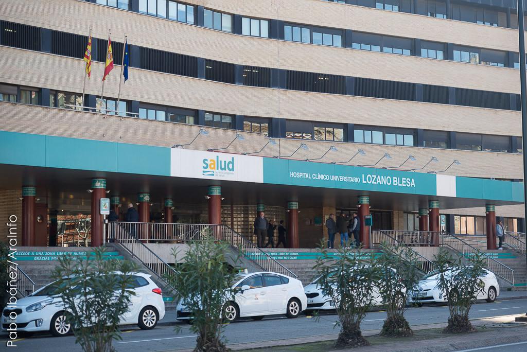 La Plataforma contra la privatización de la sanidad de Aragón denuncia la externalización del servicio de lavandería del Hospital Clínico