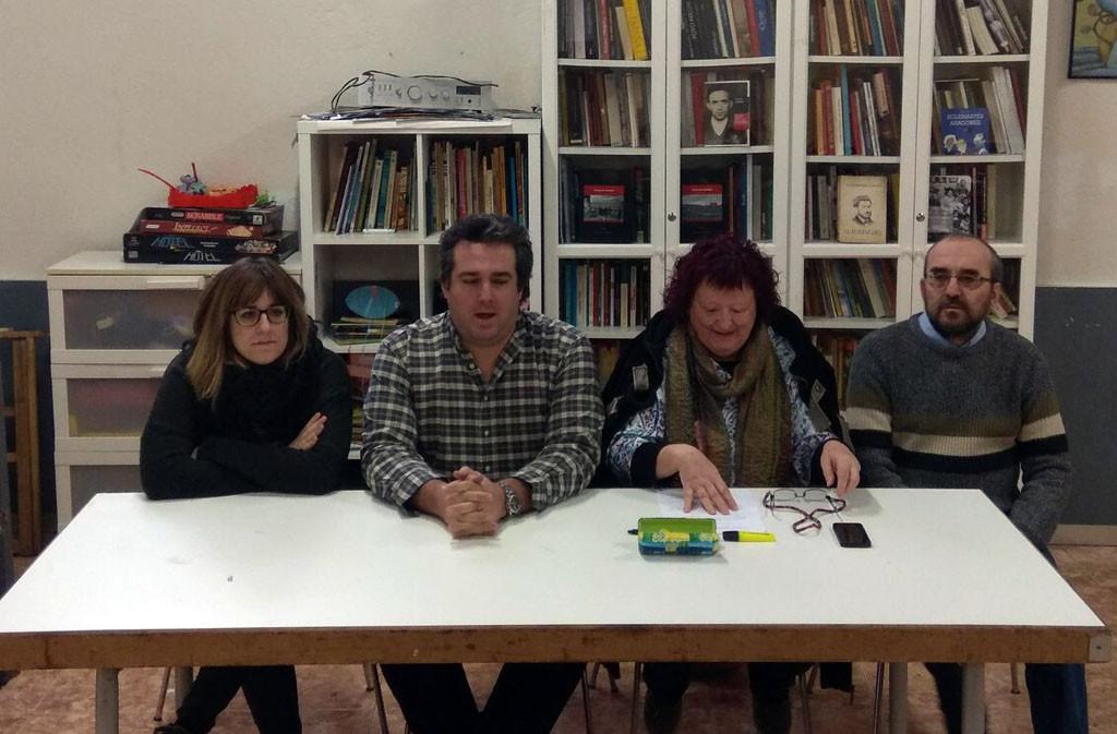 Se presenta Rasmia, Asamblea Aragonesa por la Democracia y la Soberanía