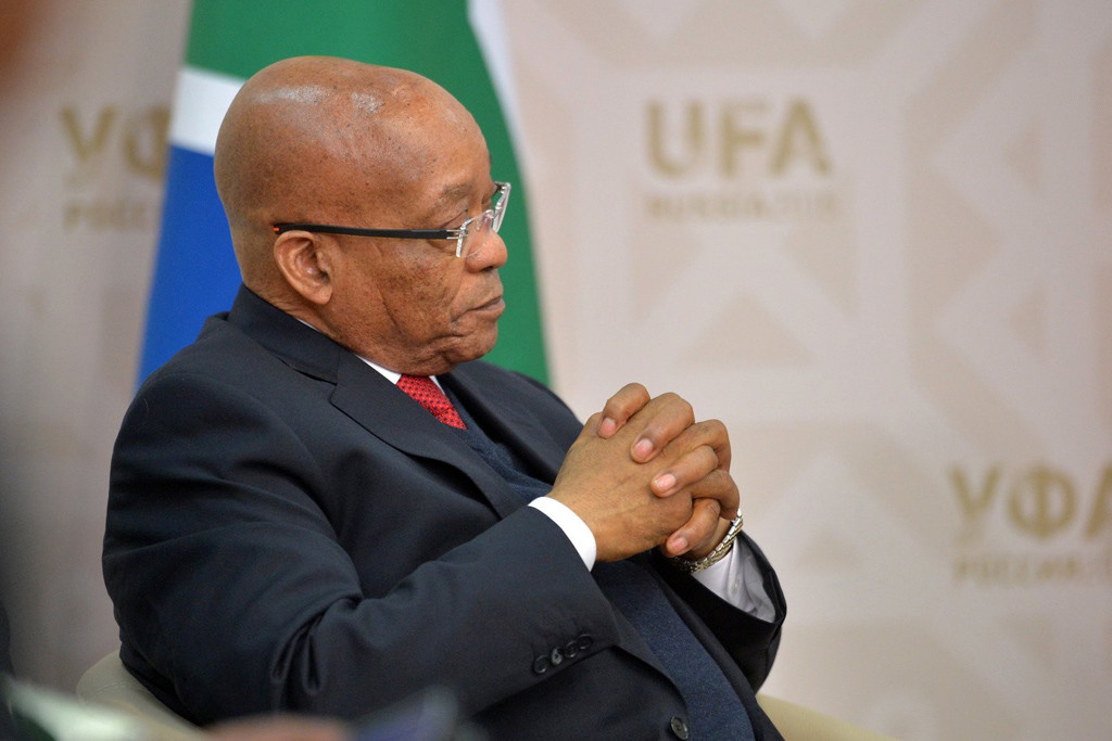 Jacob Zuma dimite como presidente de Sudáfrica