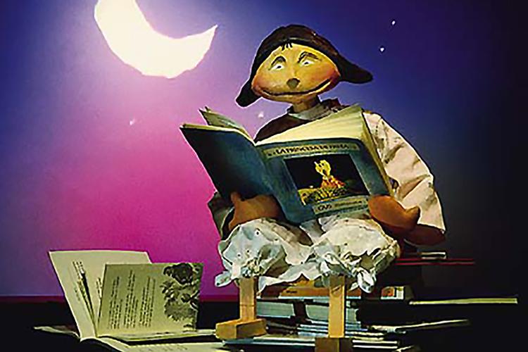 """Gus Marionetas presenta en Arbolé """"La princesa de fresa"""", una obra en la que los personajes del cuento cobran vida"""