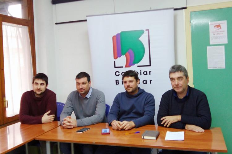 Cambiar en la Comarca de La Llitera destaca los avances en atención social en la aprobación del nuevo presupuesto comarcal