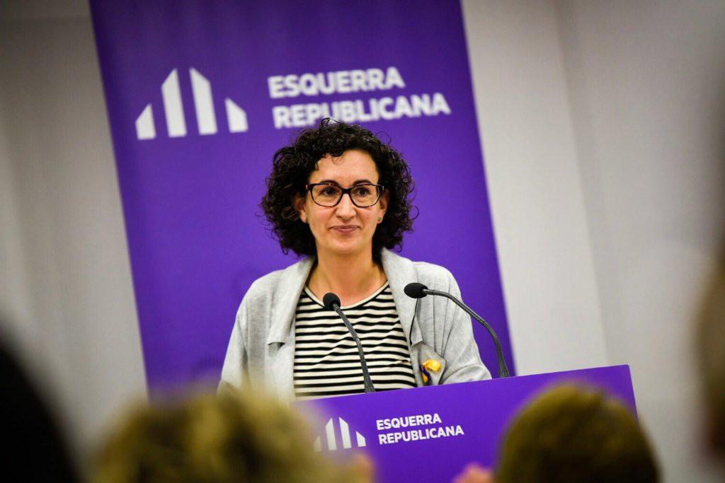 El juez decreta libertad bajo fianza de 60.000 euros contra Marta Rovira y libertad sin medidas cautelares para Marta Pascal